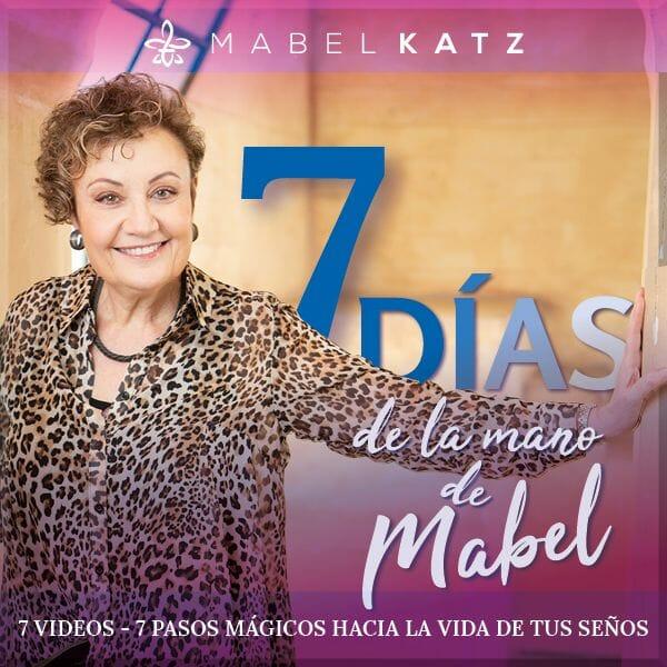 7 dias de la mano de mabel videos hooponopono mabel katz
