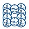 <b>Autoadhesivos Suelta y confía (x10)</b></br>Accesorios - Productos de paz