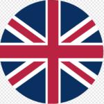 flag of england circle