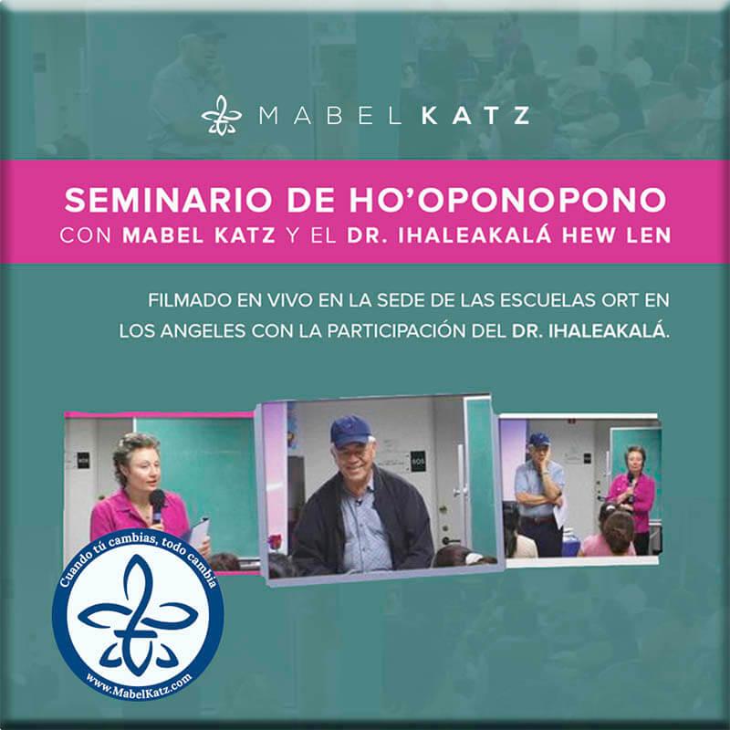 seminario-de-hooponopono-mabel-katz-Ihaleakala-hew-len-videos
