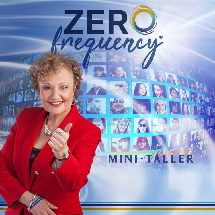 Caratula Mini Taller Zero Frecuency
