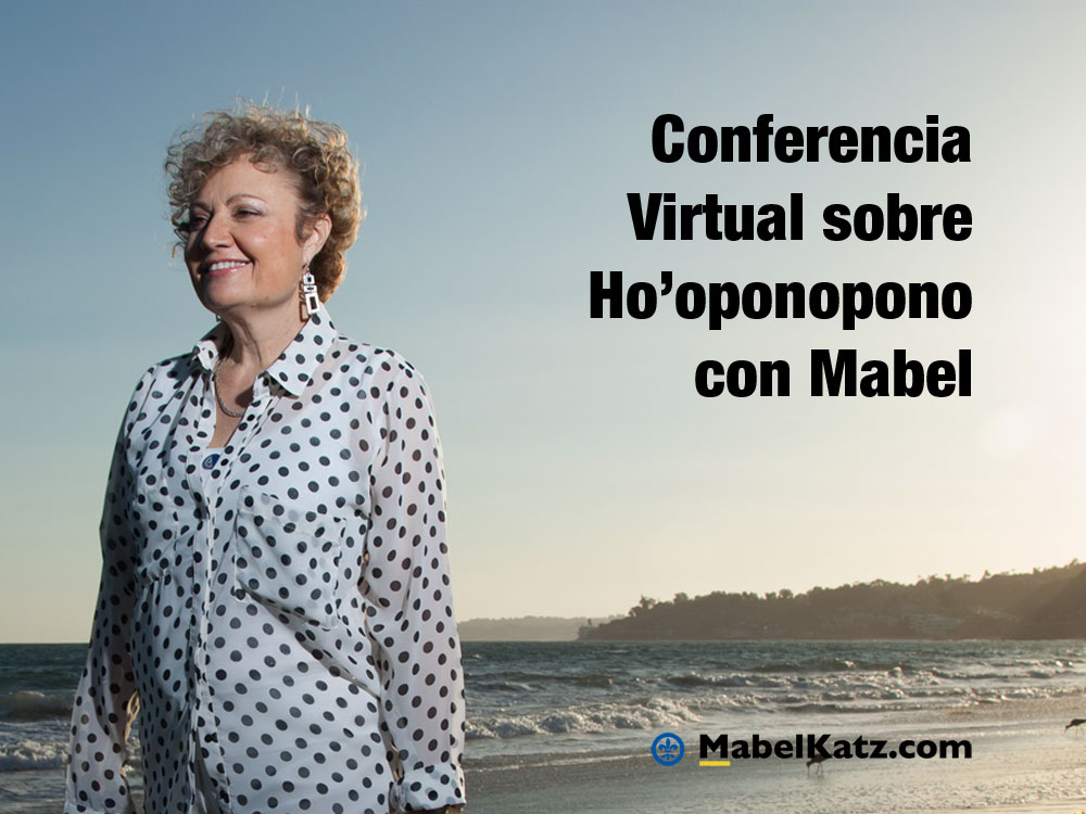conferencia virtual hooponopono bogota mabel katz