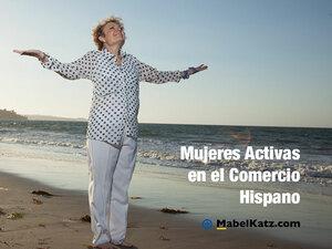 mujeres activas en el comercio hispano usa mabel katz