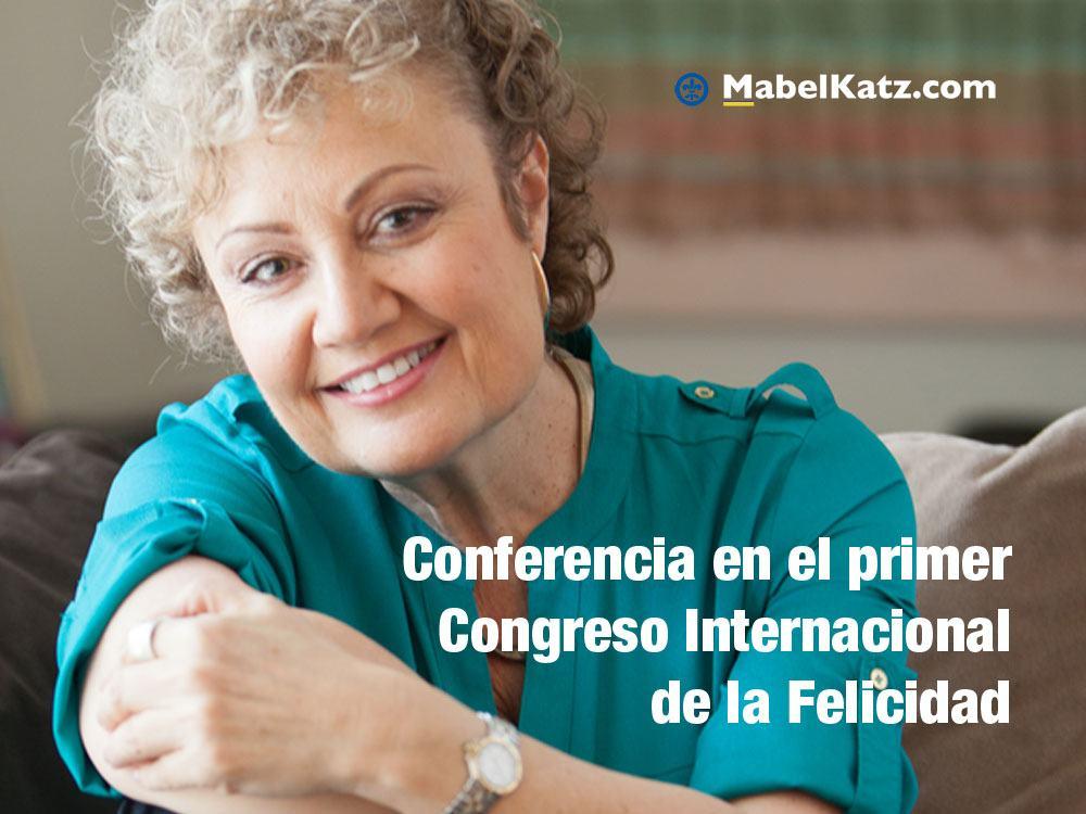 primer congreso internacional a la paz bolivia mabel katz