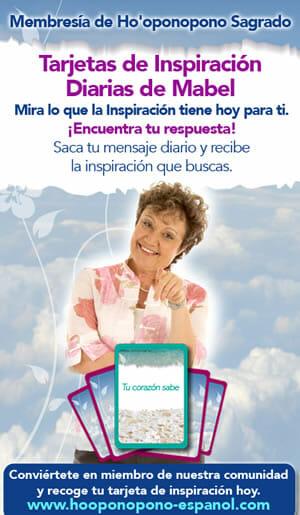 Membresia Espanol Hooponopono Mabel Katz