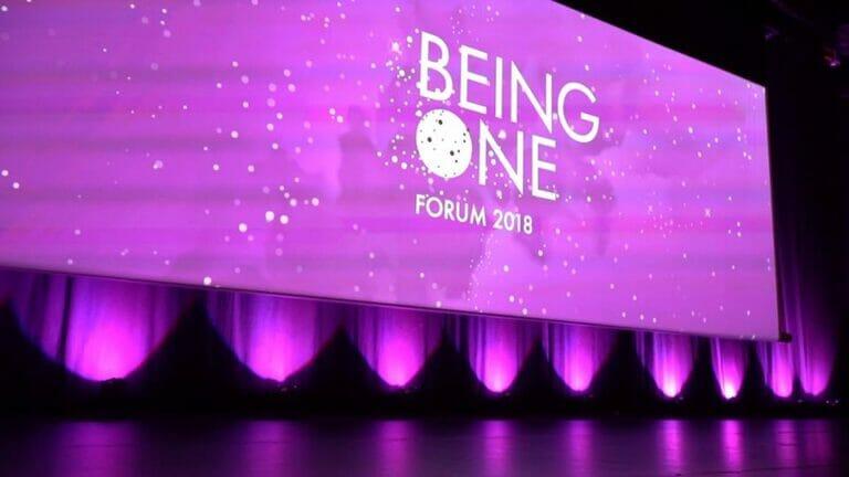 Being One Forum, Valencia- España Mabel Katz