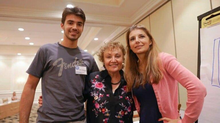 ECMF a la Paz, la Felicidad y la Abundancia