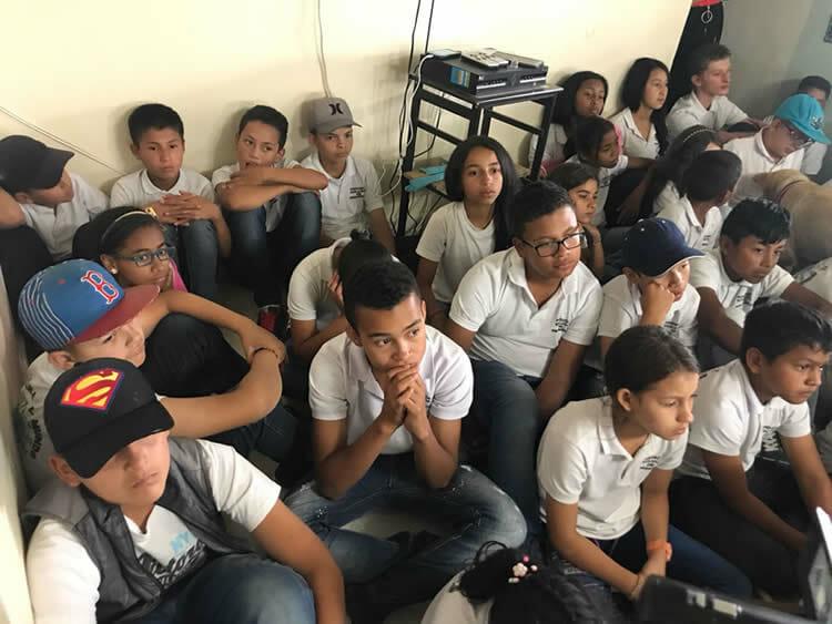 Fundación Evolución del Pensamiento, Medellín- Colombia