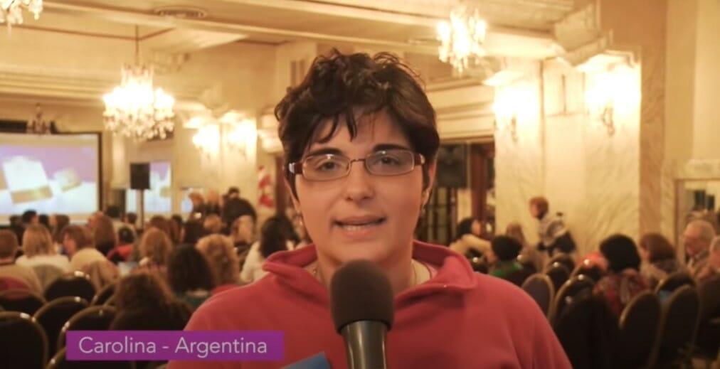 Hooponopono Testimonio de Carolina en el Seminario de Argentina