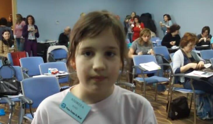 Hooponopono and Children. Testimony of a child in Romania Testimonio de una nina en Rumania