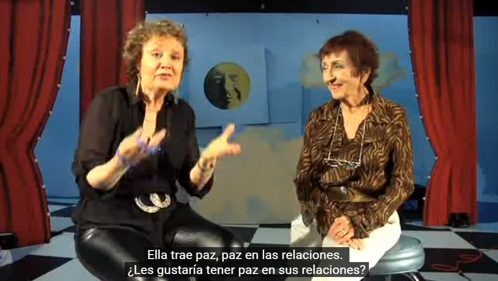 How to bring more Peace in the World. Dr. Pat Allen is interviewed by Mabel Katz