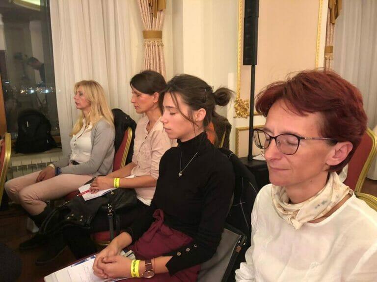 Seminario de Zero Frequency, Belgrado