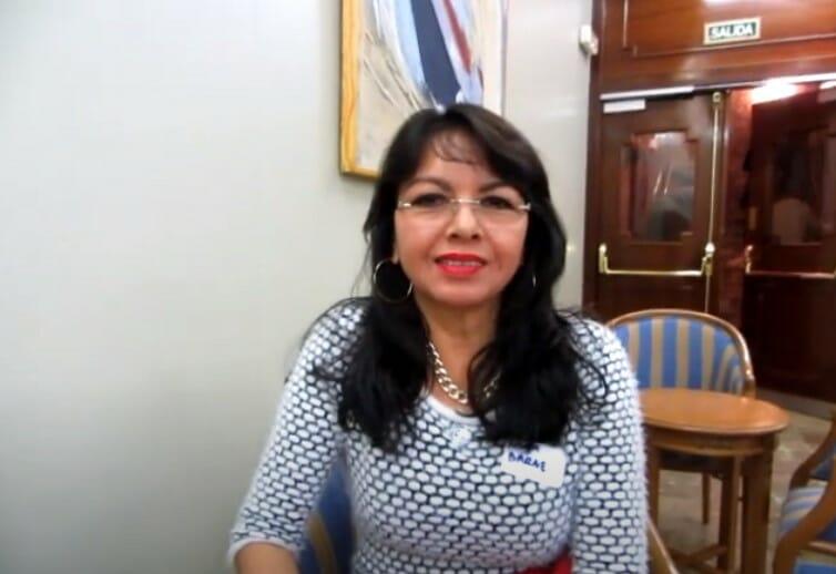 Testimonio de Ana en el Seminario de Madrid