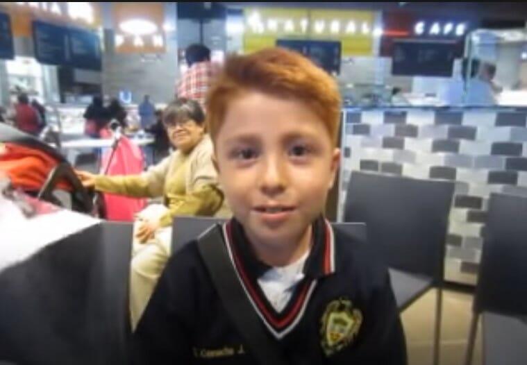 Testimonio de Pablo en el seminario de Liverpool en Toluca