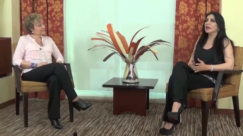 Entrevista con Luhana Gardi