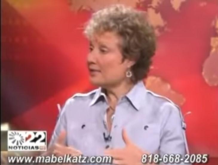 Entrevista en Canal 22 El apego