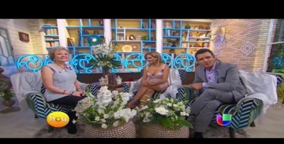 Entrevista en el Programa Hoy Televisa