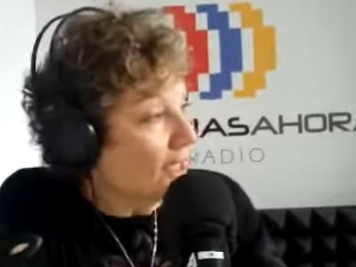 Mabel Katz Entrevista en Radio Canarias Ahora parte 1 4