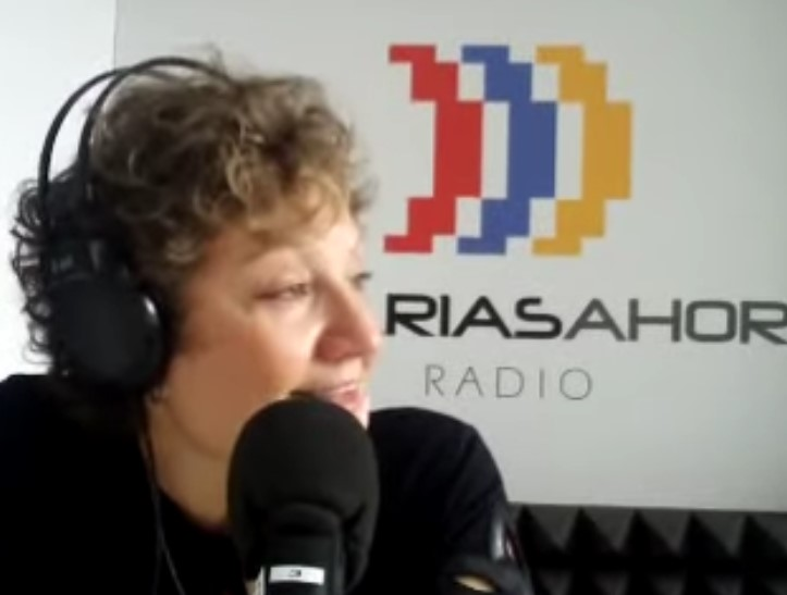 Mabel Katz Entrevista en Radio Canarias Ahora parte 2 4