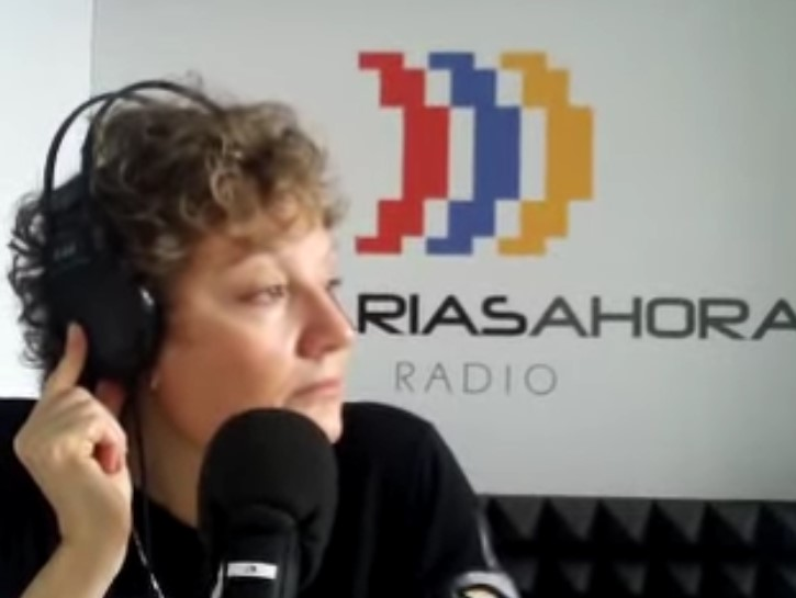 Mabel Katz Entrevista en Radio Canarias Ahora parte 3 4