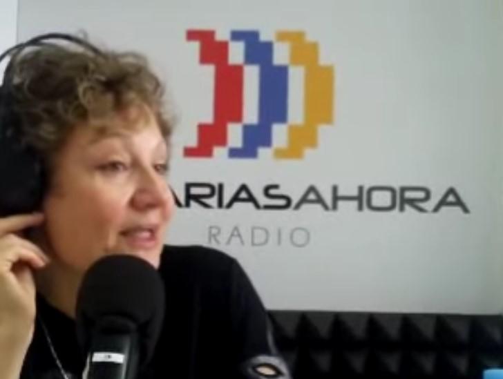 Mabel Katz Entrevista en Radio Canarias Ahora parte 4 4