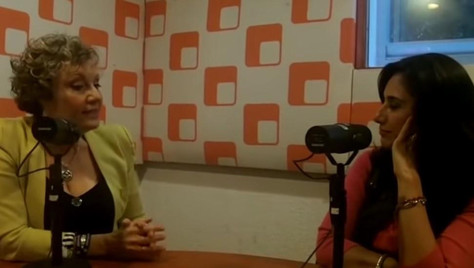 Mabel Katz Entrevista en Radio Formula Acerca de Hooponopono y Como tener paz en Familia.