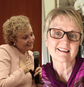 Sandra-Davis-y-Mabel-Katz