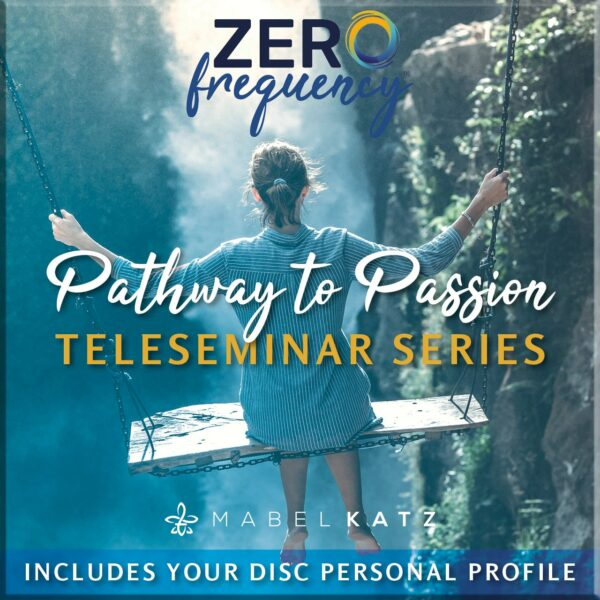 Zero Frequency Pathway to Passion