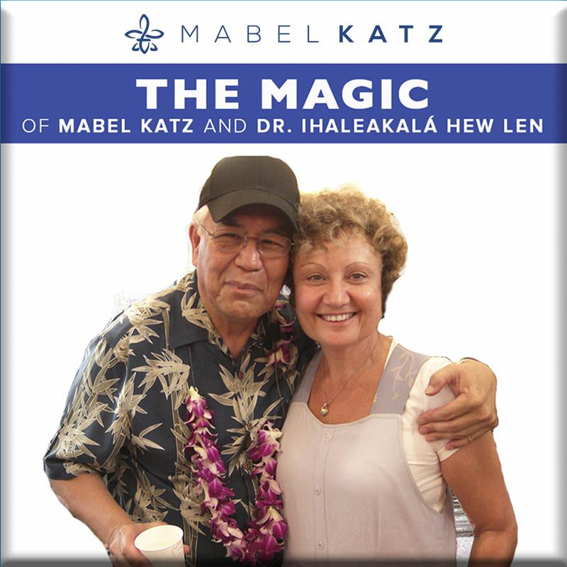 Three Podcasts with Dr. Ihaleakalá Hew Len