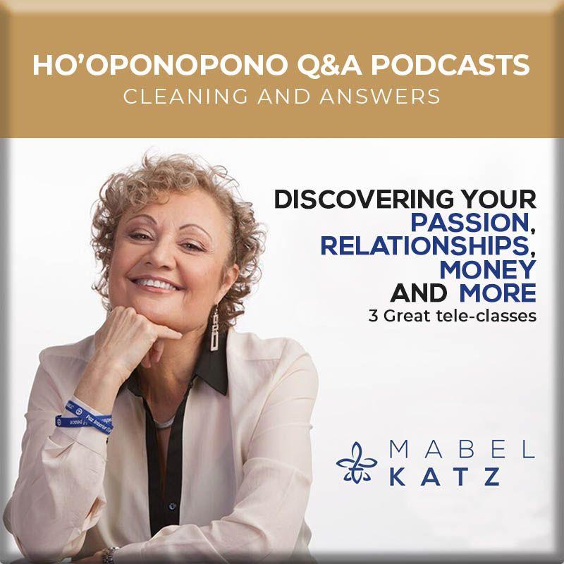 Hooponopono Podcast Thumbnail 800x800