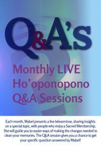 q&a montly