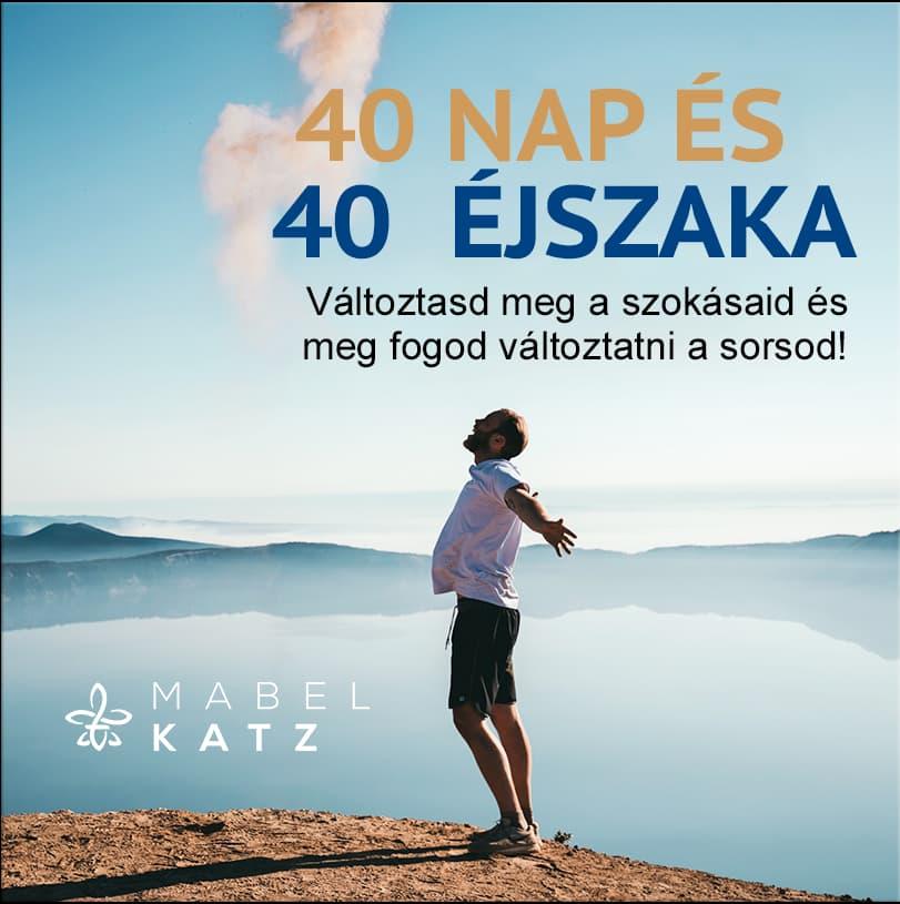 MK EProduct 40dias40noches HUNGARO
