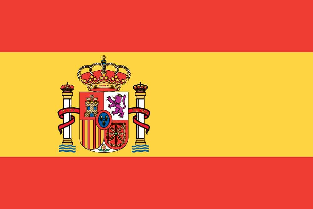 printable spain flag flag of spain printable flags free