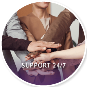 Support 24 7