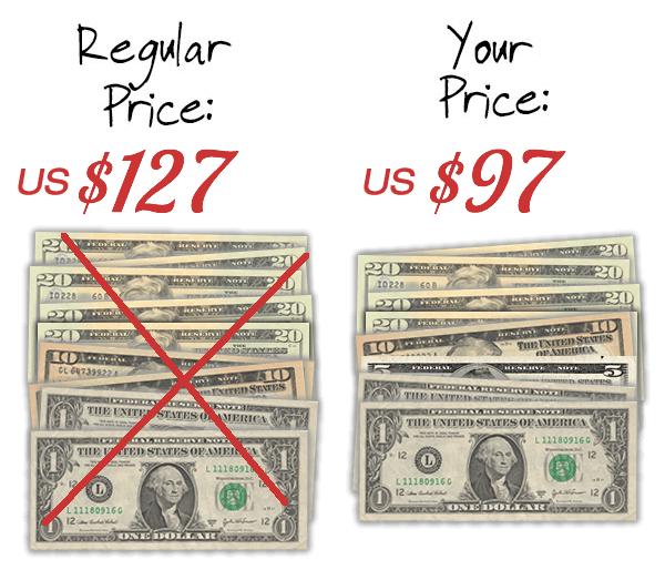 prices regular
