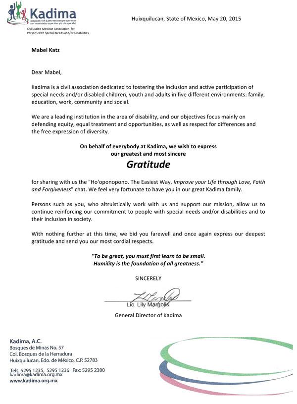 Kadima Letter May 2015 en1