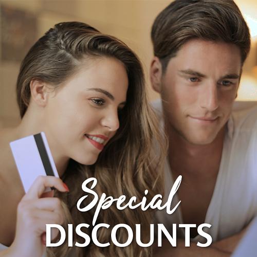 Special-discounts