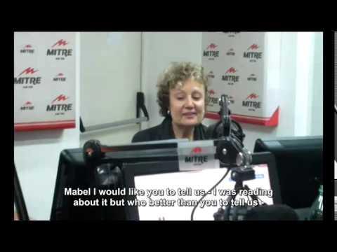 Entrevista en Radio Mitre