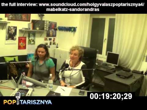 Interview with Andras Sandor in Budapest