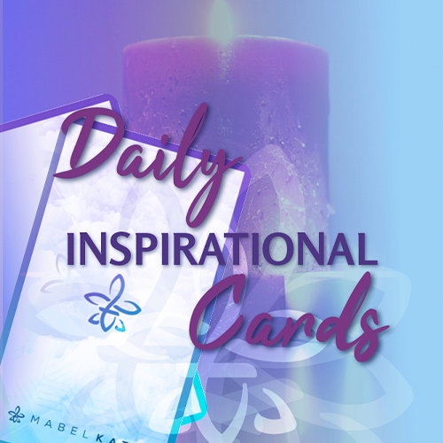 Mabel´s Daily Inspirational Card