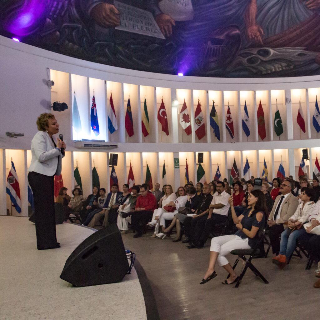 Dialogos por la Paz Guadalajara 2018
