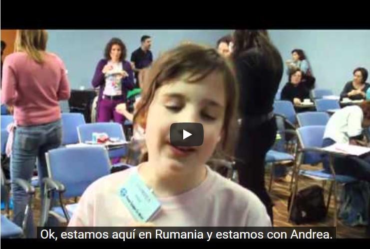 Hooponopono and Children. Testimony of a child in Romania Testimonio de una nina en Rumania.