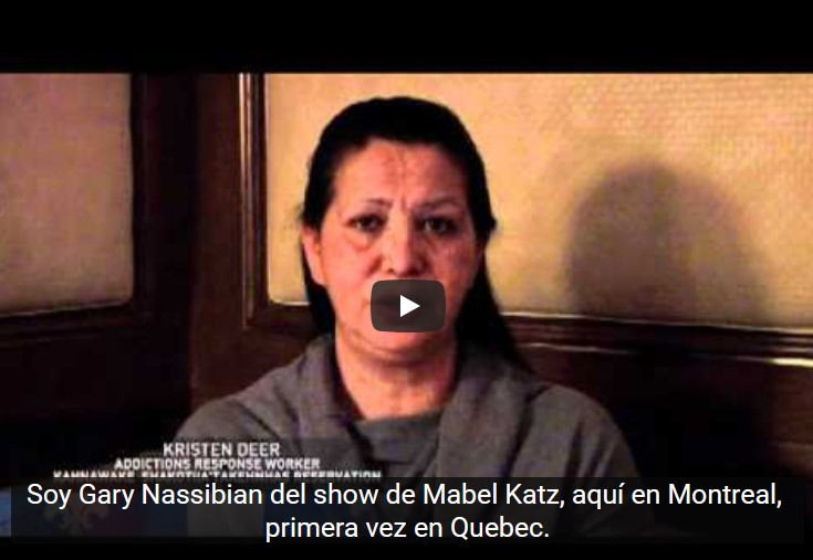Testimonies about Mabels Seminar in Montreal Canada . 2012